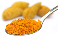 Turmeric Royalty Free Stock Image