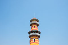 Turmknall-PA im Himmel des königlichen Palastes Lizenzfreies Stockfoto