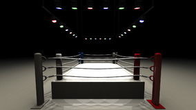 Turn Boxing Ring. 