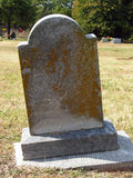 Turn of the Century Tombstone stock images