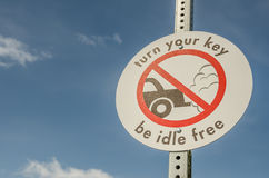 Turn Your Key Be Idle Free Stock Photo
