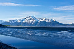 Turnagain Arm Stock Photography