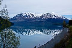 Turnagain Arm Shoreline Stock Images