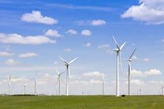 turnbines wind Стоковое фото RF