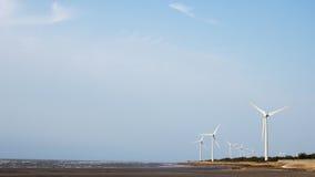 turnbines wind Стоковые Фотографии RF
