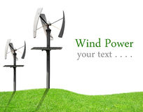 turnbines wind Стоковое Фото