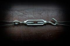 turnbuckle Zdjęcie Royalty Free