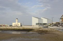 Turner Contemporary Art Gallery. Margate. Kent. Engeland Stock Foto's