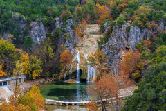 Turner Falls 2 Royalty Free Stock Image