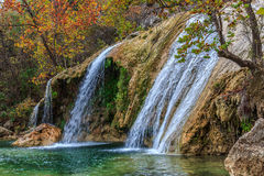 Turner Falls. Near Davis Oklahoma Stock Images