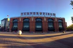 Turner Field, Atlanta, GA Stockfotos