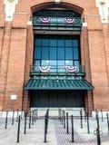 Turner Field Ticket Window, Atlanta, GA. Stock Images