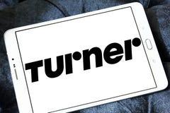 Turner systemu Nadawczy logo Obraz Stock