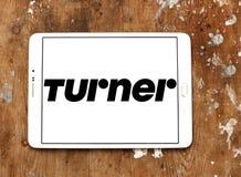 Turner systemu Nadawczy logo Obrazy Royalty Free