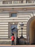 Turnera av arbetsuppgiften för drottningen arkivbild