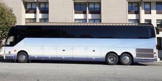 Turnera charterbussen Royaltyfria Bilder
