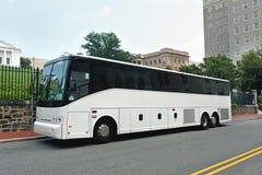 Turnera charterbussen Royaltyfri Fotografi