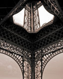 Turnera Eiffel i Paris Royaltyfri Foto