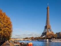 Turnera Eiffel, Paris Arkivbilder