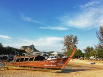 Turnera fartyget för turister arkivfoto