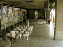 Turnera handböcker, nationell relikskrin av gudomlig förskoning i Marilao, Bulacan Royaltyfria Foton