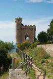 Turnera Magdala - Rennes Le Chateau Frankrike Royaltyfri Fotografi