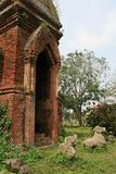 Turnera smällen - Entre Hué och Da Nang - en Vietnam Royaltyfri Bild
