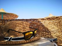 Turnera sommar Egypten arkivfoton