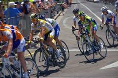 turnerar den sista racen 2009 för downunder Royaltyfri Fotografi