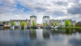 Turnhout Marina Zdjęcie Stock
