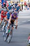 turniej na rowerze Fotografia Royalty Free
