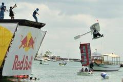turniejowy flugtag Istanbul Zdjęcie Stock