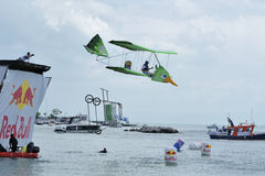 turniejowy flugtag Istanbul Fotografia Royalty Free