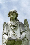 The Turning Angel statue Natchez City Cemetery, Mississippi Stock Photo