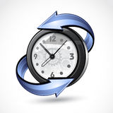 Turning back time Royalty Free Stock Photography