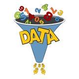 Turning Data Into Profit Stock Images