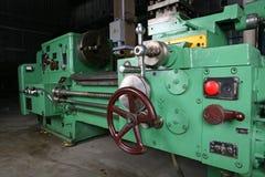 Turning lathe Stock Image