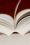 Turning The Page Stock Image