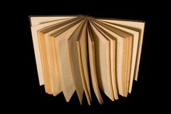 Turning Pages Royalty Free Stock Photography