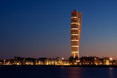 Turning Torso Stock Photo