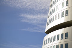 Turning torso detail Stock Photo