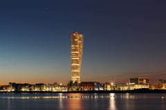 Turning Torso in Malmo Stock Photo