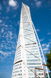 Turning Torso in Malmo, Sweden Stock Photography