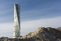 Turning Torso Stock Photography