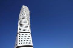 Turning Torso skyscraper, Malmo Royalty Free Stock Photo