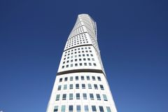 Turning Torso, Sweden Royalty Free Stock Photos