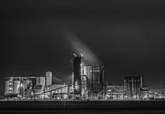 Turno de noche Imágenes de archivo libres de regalías