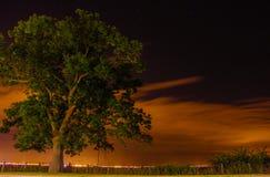 Turno di notte Immagine Stock