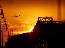 Turnpike NJ Стоковые Изображения RF