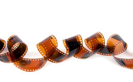 Turns film. Royalty Free Stock Images